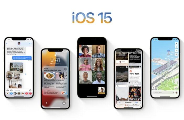 iOS 15 — все новые фишки системы