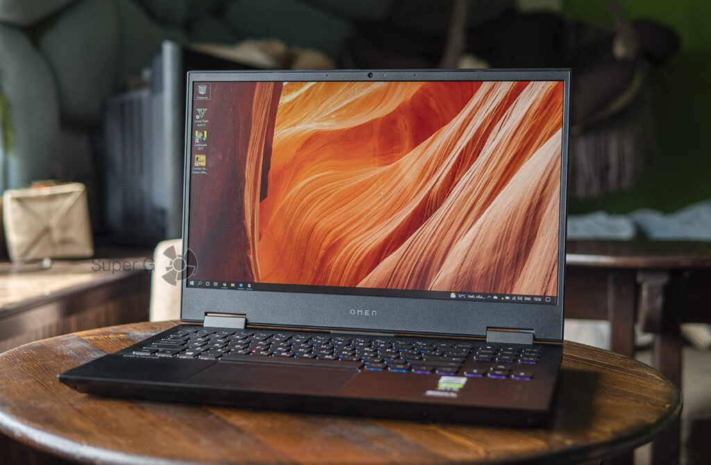 Ноутбук HP OMEN 15
