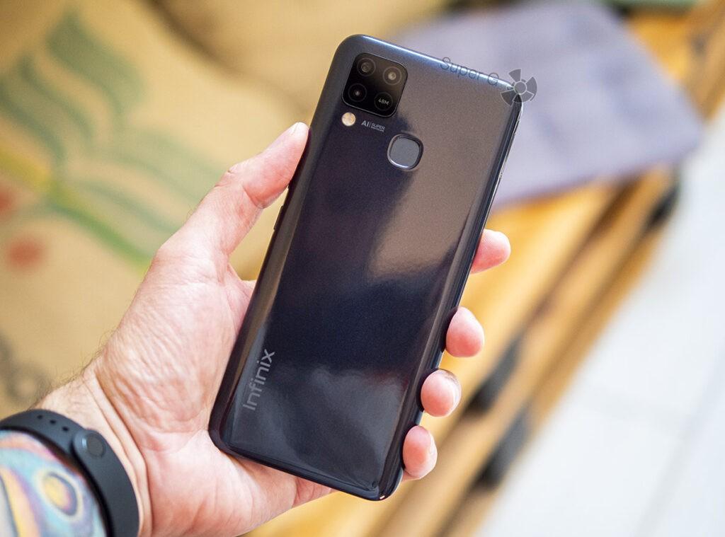 Смартфон Infinix HOT 10S NFC