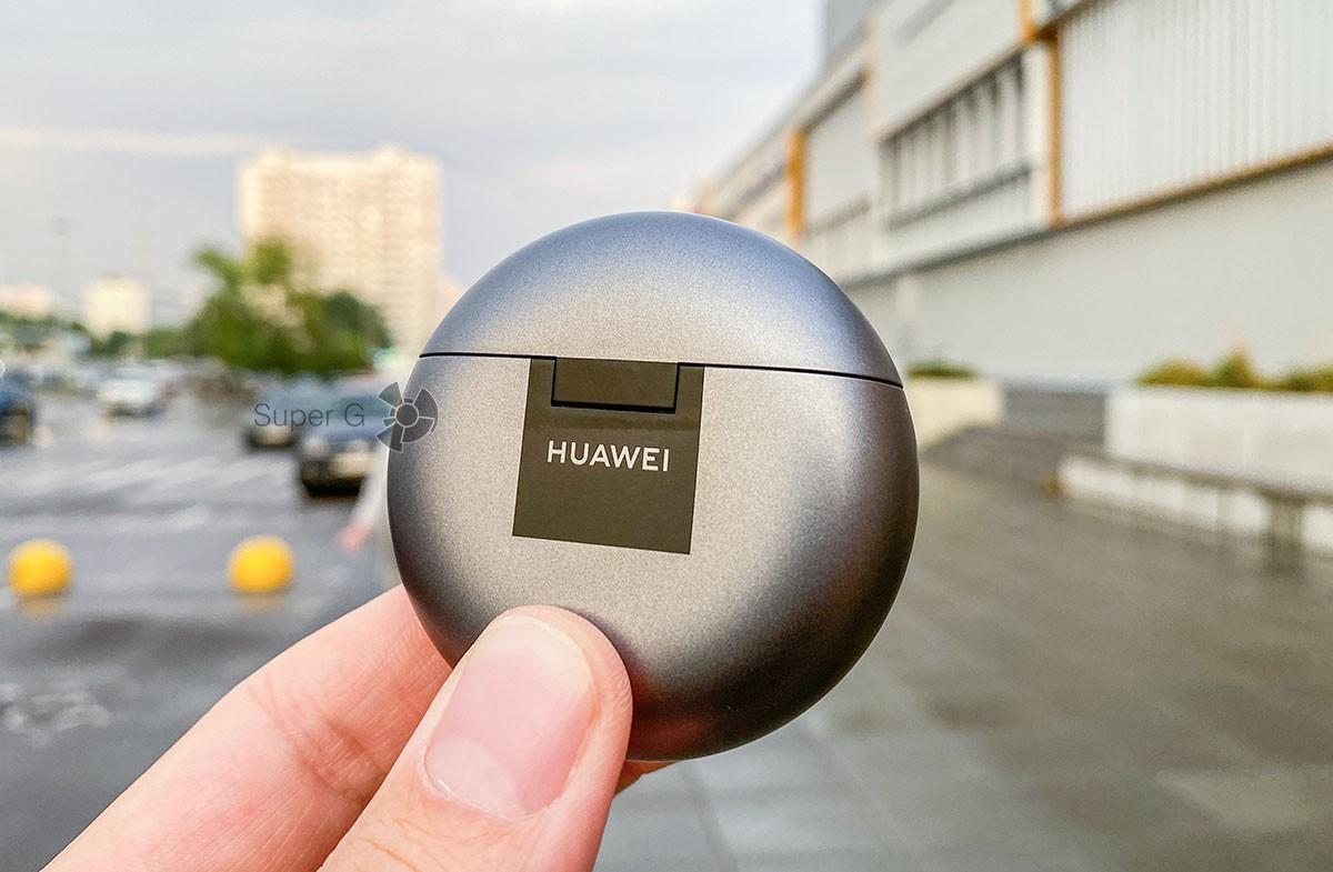 Беспроводные наушники Huawei FreeBuds 4