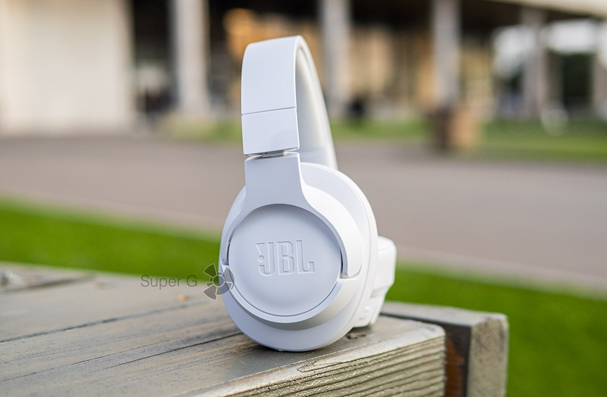 Отзывы JBL Tune 760NC