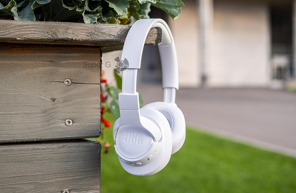 Беспроводные Bluetooth наушники JBL Tune 760NC