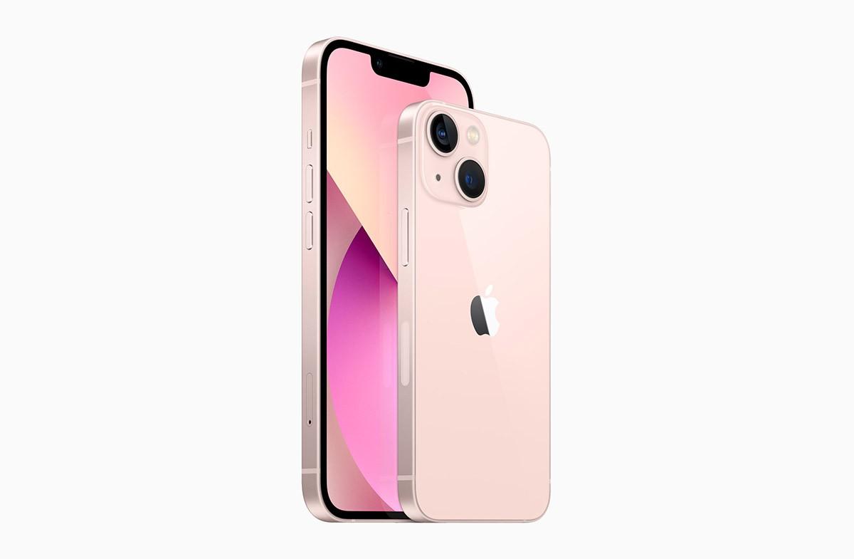 Новый iPhone 13 сравнение с iPhone 12