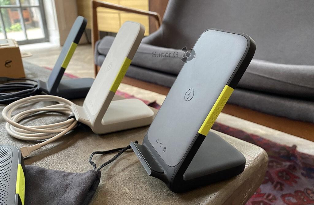 Станция беспроводной зарядки InstantStation Wireless