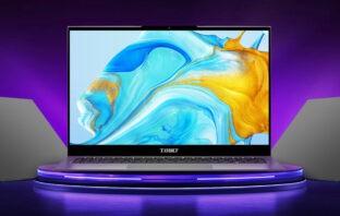 Teclast Tbolt 20 Pro — рабочий ноутбук может быть стильным и недорогим