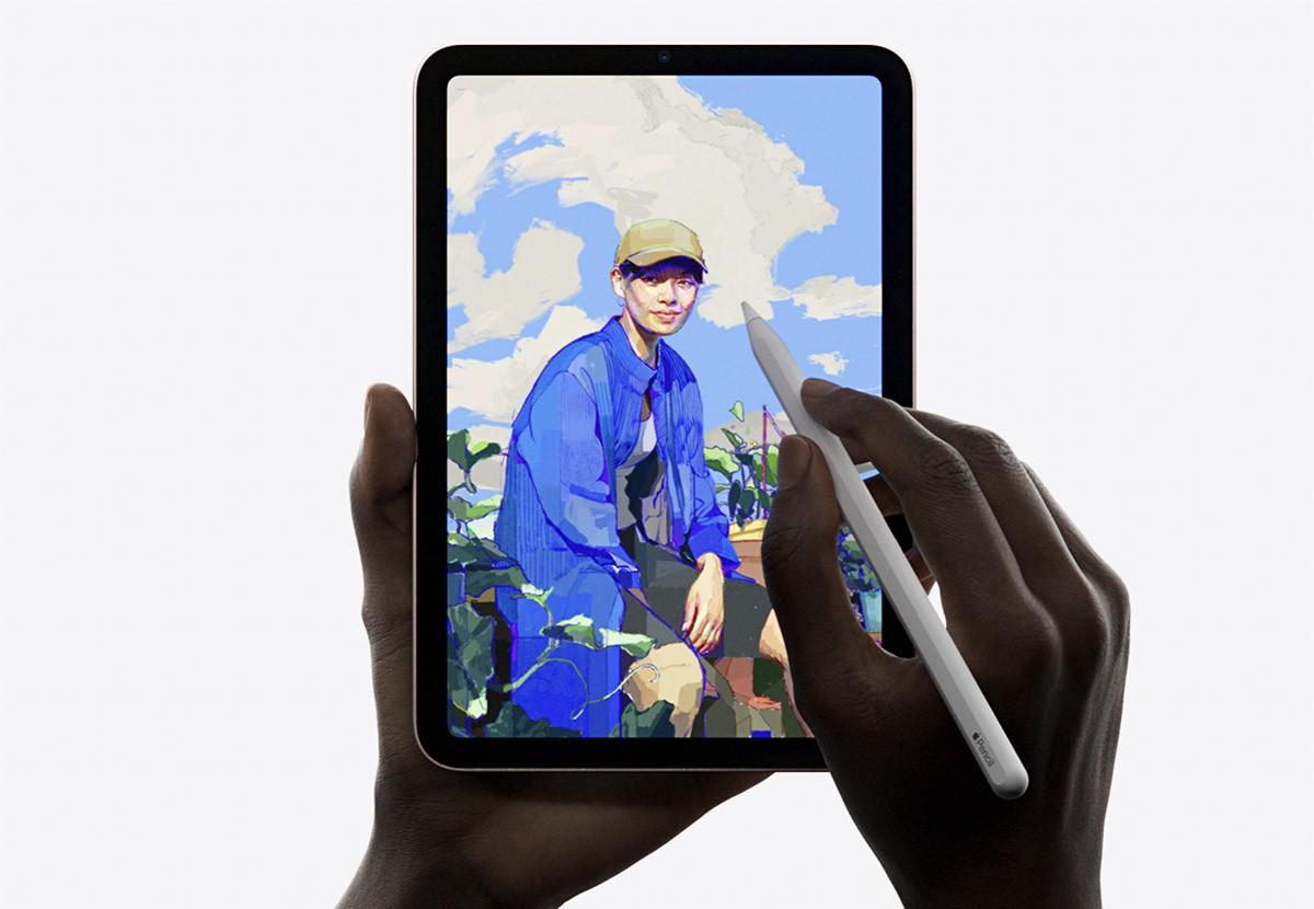 iPad mini 2021 Apple Pencil 2