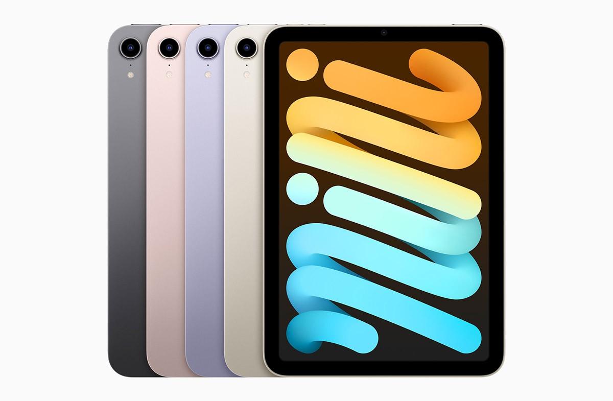 iPad mini 6 2021 планшет