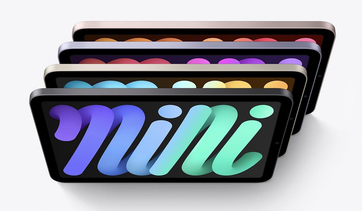iPad mini 6 цены