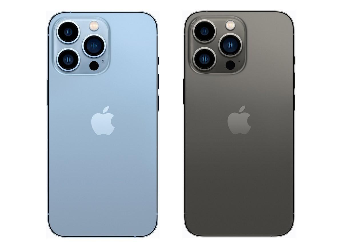 iPhone 13 Pro синий