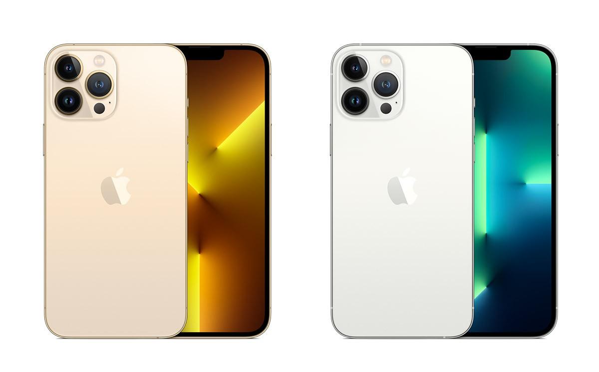 iPhone 13 Pro золотой