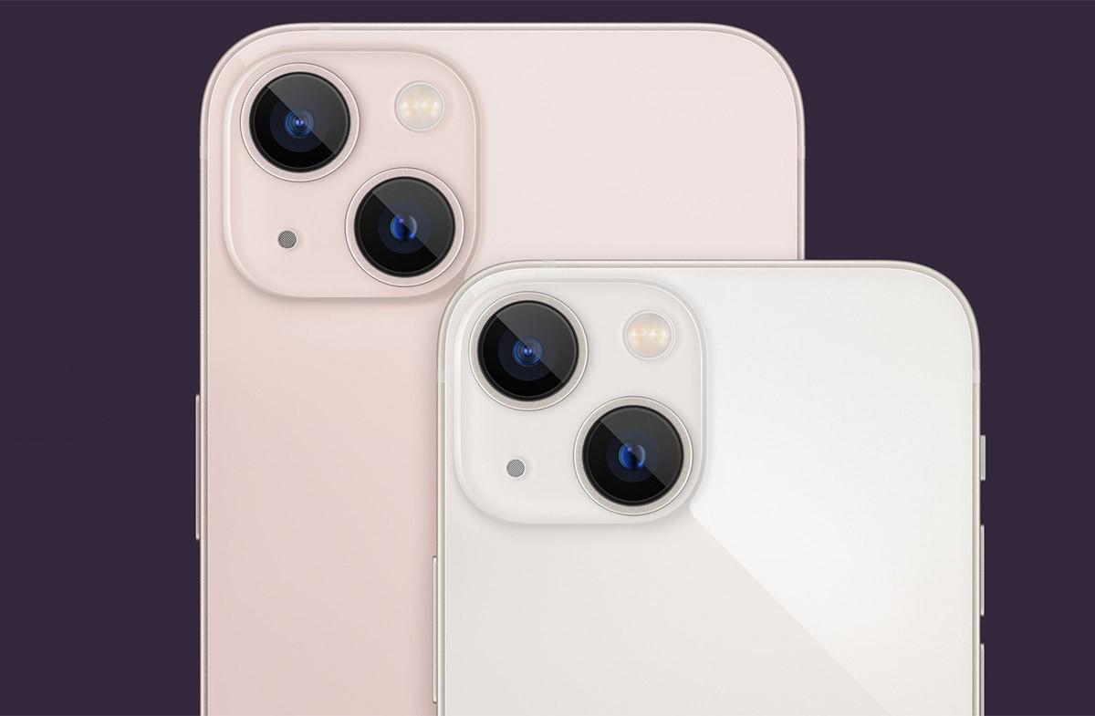 iPhone 13 камеры