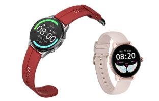 Стильные, умные часы IMILAB W12 и W11 для парней и девушек