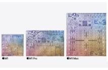 Apple M1 Pro и M1 Max — новые, самые мощные в мире процессоры