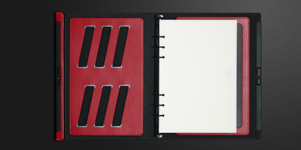 FPlife Creative Note Book - блокнот со встроенным Touch ID