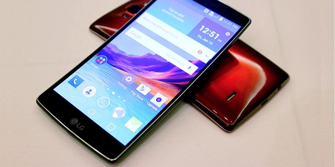 LG G Flex 2 цена, дата выхода