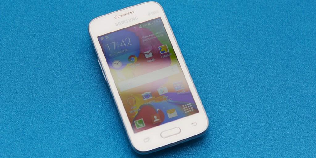 Обзор Samsung Galaxy Ace 4 Lite