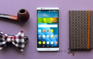 Обзор Huawei Ascend Mate 7