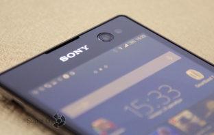 Обзор смартфона Sony Xperia C3