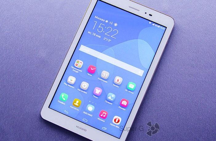 Обзор Huawei MediaPad T1