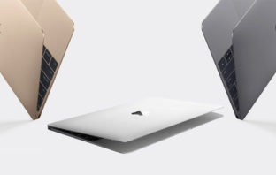 MacBook вернулся в 2015 году!