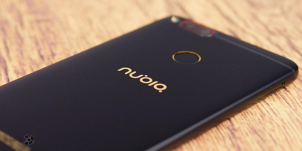 ZTE Nubia Z17 будет конкурентом Xiaomi Mi6
