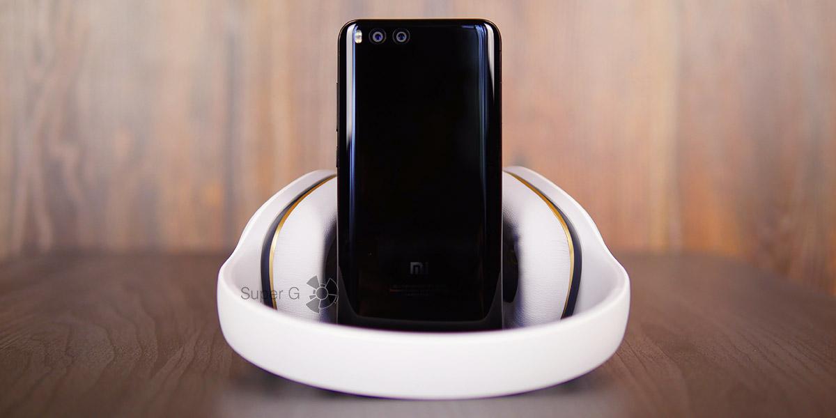 Xiaomi Mi6 feedback