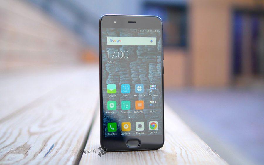 Экран Xiaomi Mi6 и сравнение с OnePlus 3T