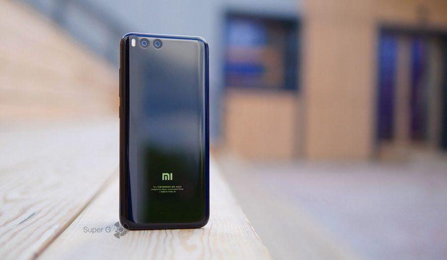 Тест смартфона Xiaomi Mi6