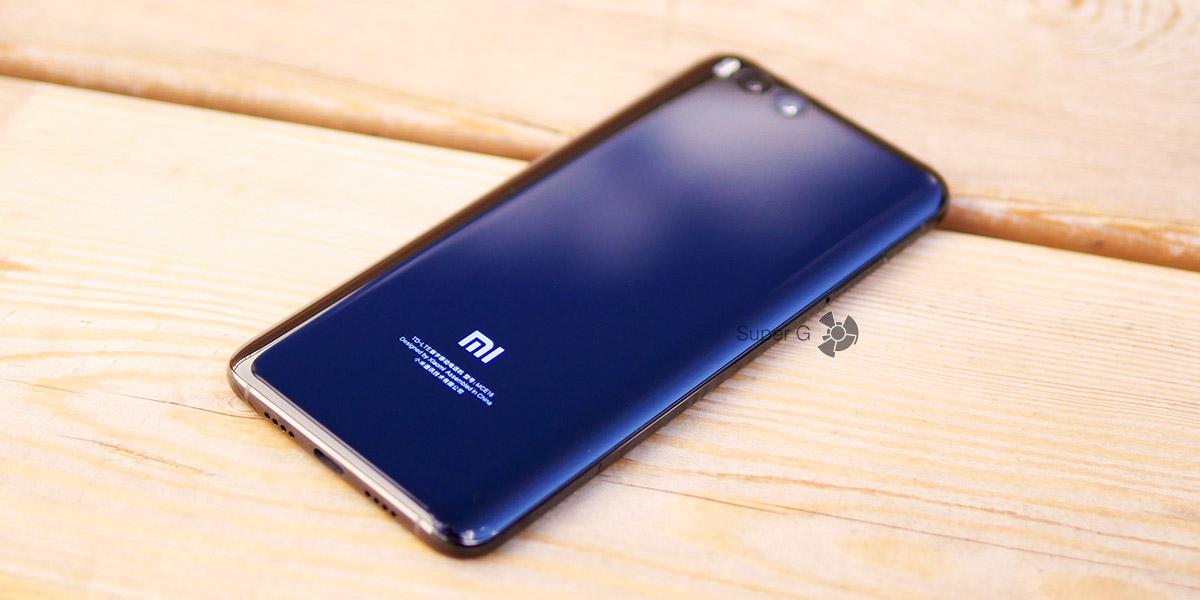 Отзывы о смартфоне Xiaomi Mi6