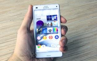 Обзор Sony Xperia Z3 Compact