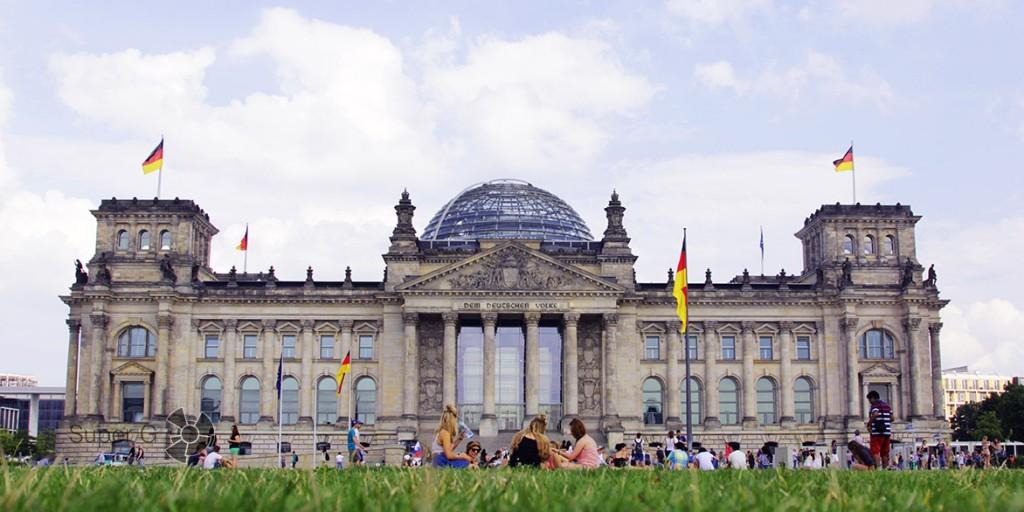 Связь за границей Германия