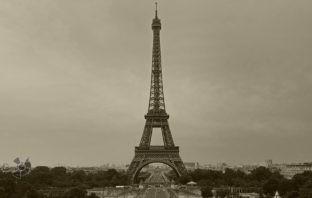 Связь за границей: Париж, Франция