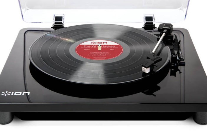 Цена ION Air LP Bluetooth Turntable
