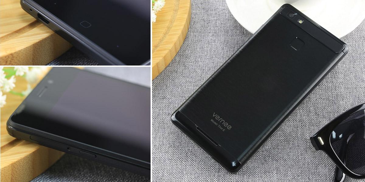 Почему Vernee Thor E лучше Xiaomi Redmi 4X?