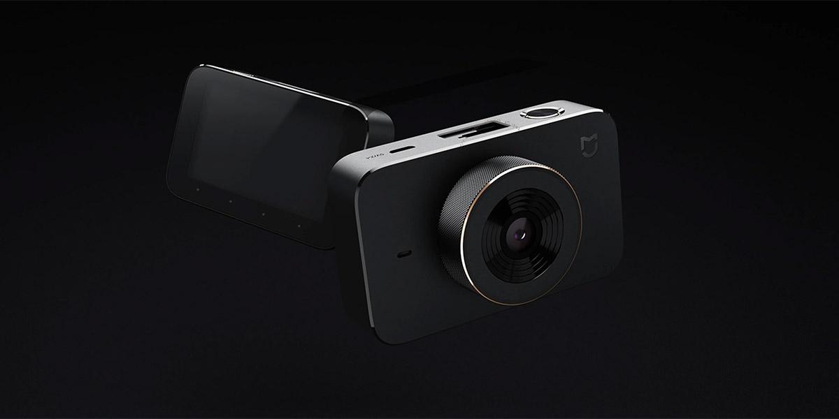 Видеорегистратор Xiaomi Mijia DVR - краткий обзор