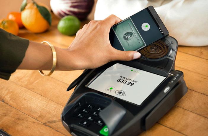 Android Pay в России