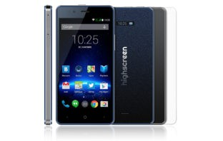 High screen Ice 2 смартфон с двумя экранами