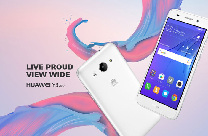 Huawei Y3 характеристики