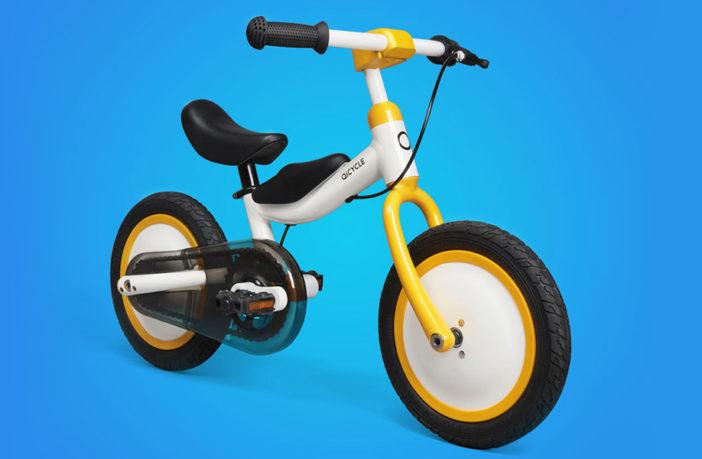 Xiaomi Qicycle Children Bike характеристики