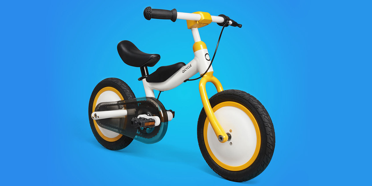 Xiaomi Qicycle Children Bike характеристики
