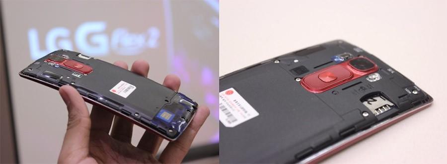 Аккумулятор LG G Flex 2