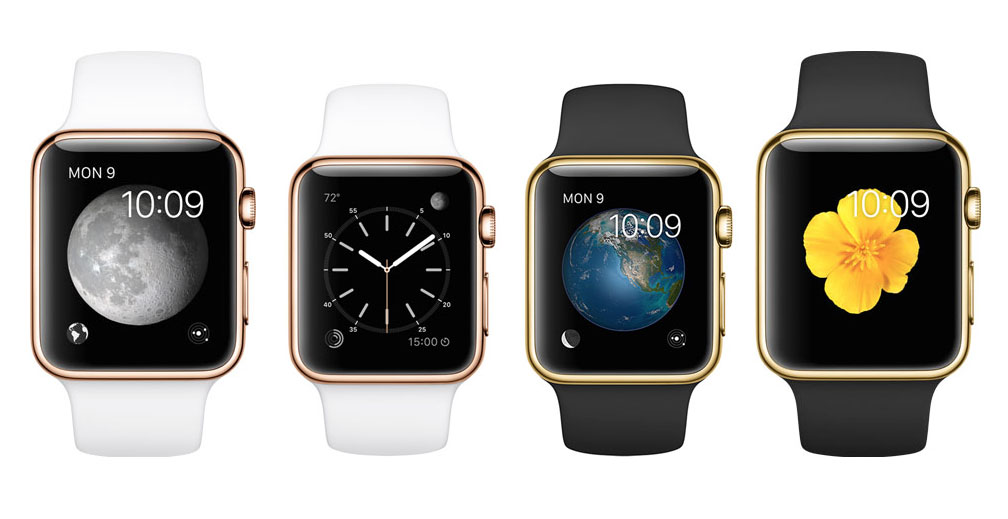 Все Apple Watch Edition
