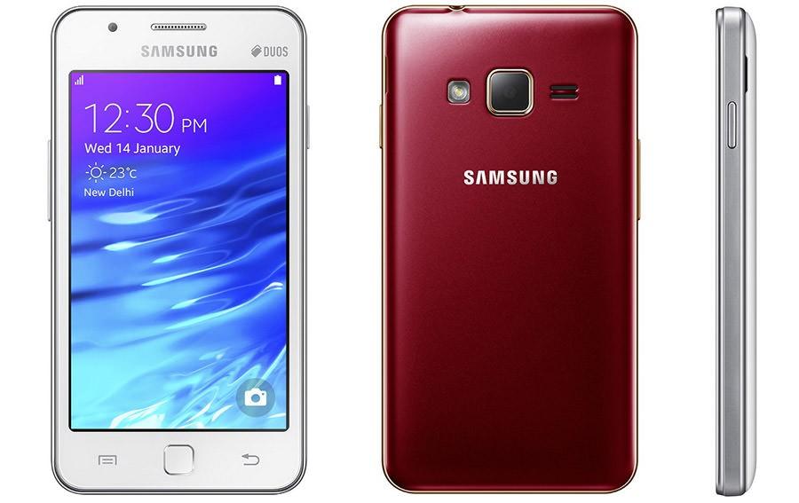 Дата выхода Samsung Z1