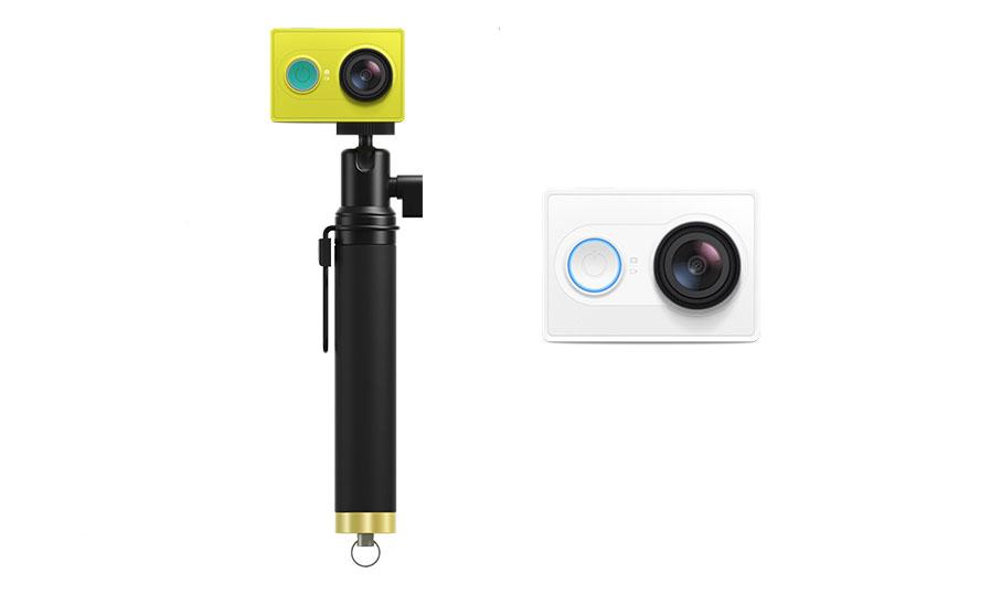 Комплектация Xiaomi Yi Action Camera