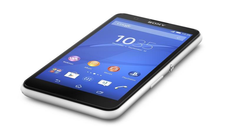 Отзывы Sony Xperia E4