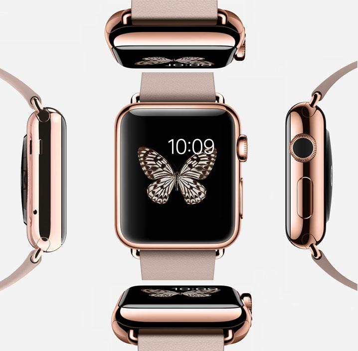 Самые дорогие Apple Watch