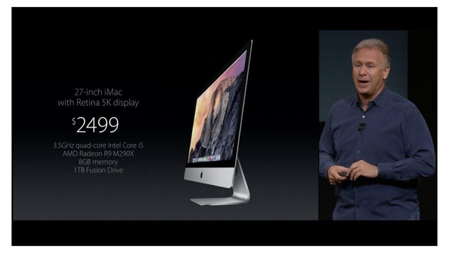 Цена iMac 5K
