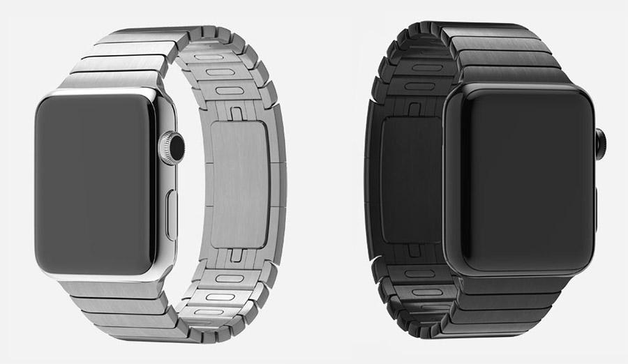 Черные Apple Watch