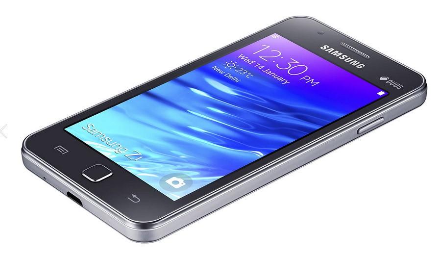 Черный Samsung Z1