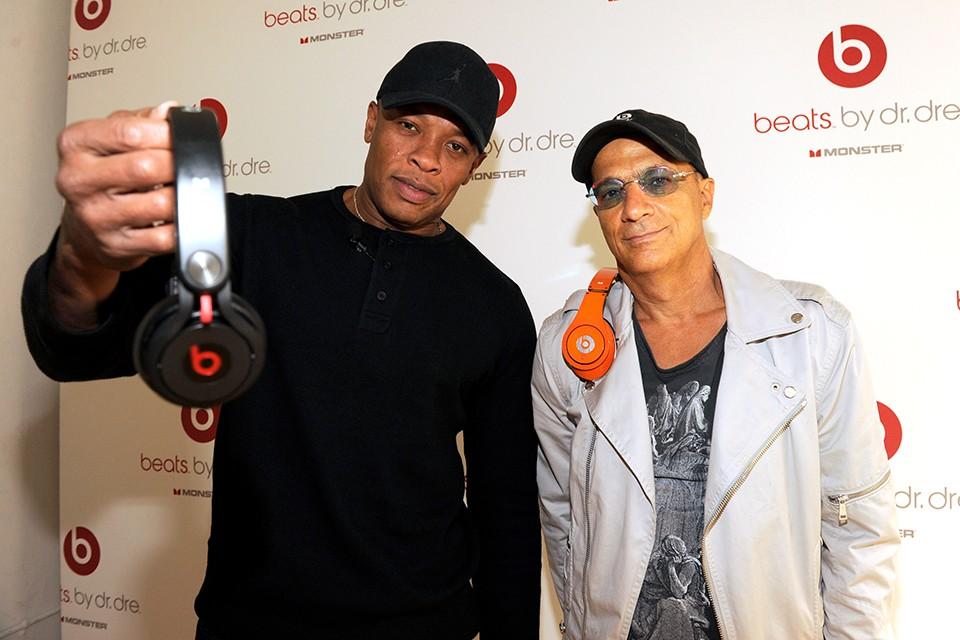 Dr. Dre и Джимми Йовин